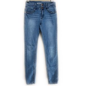 Cotton On jeans size 6 jogging light wash highrise
